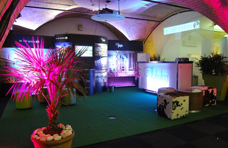 Small Exhibition Stand Sizes : Making the most of a small exhibition space