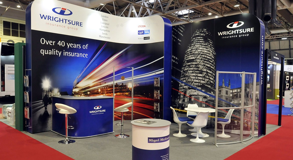 Exhibition Stand Design And Build Manchester : Exhibition stand builds by guardian