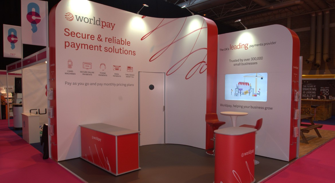 Exhibition Stand Builders Uk : Exhibition stand builds by guardian