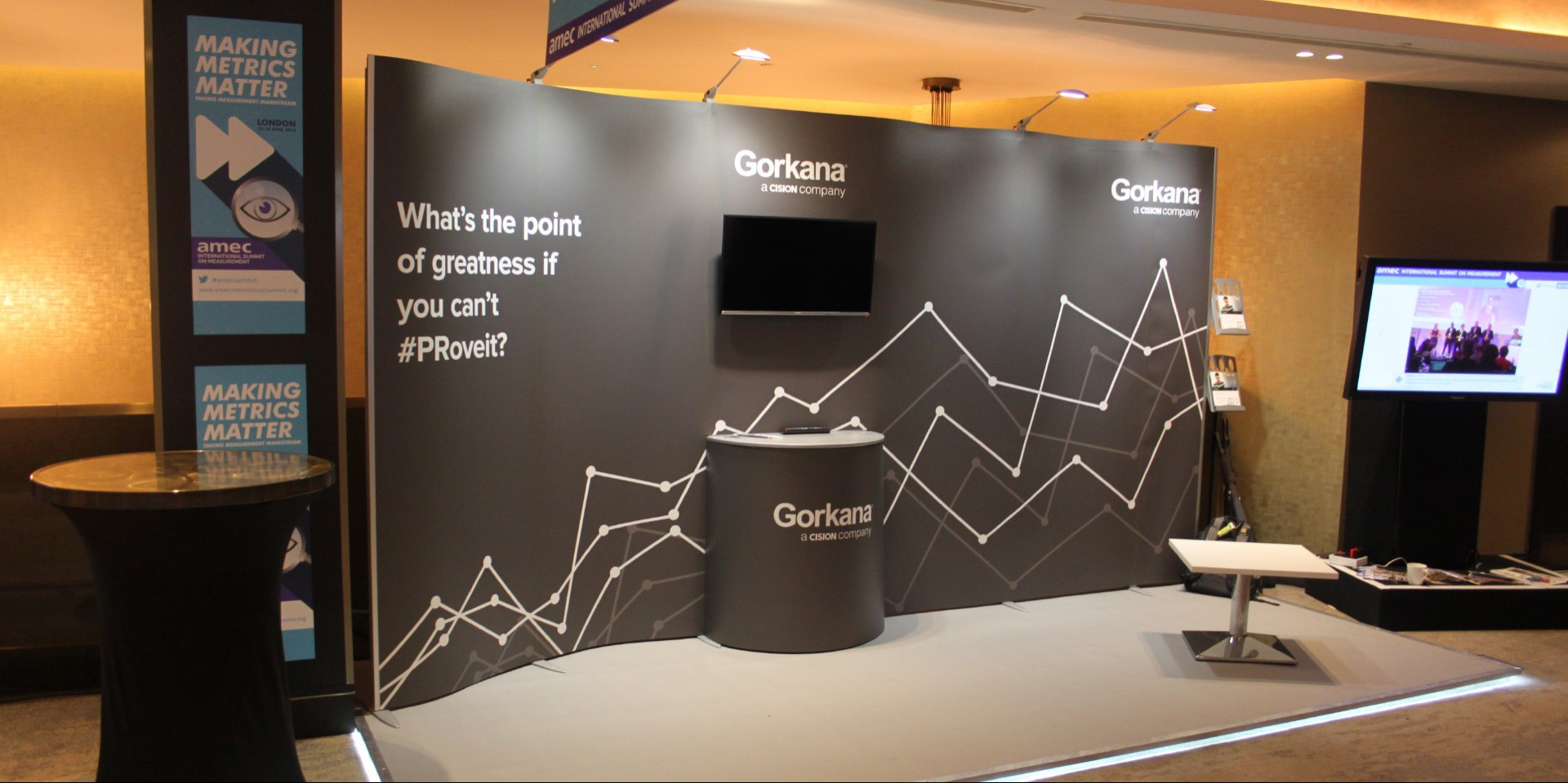 Simple Exhibition Stand Design : Designing your exhibition stand